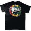 Offbeat Logo – Front+Back  | Unisex T-Shirt