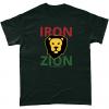 Iron Lion Zion   Unisex T-Shirt (Various Colours)