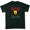Iron Lion Zion – Front+Back | Unisex T-Shirt (Various Colours)