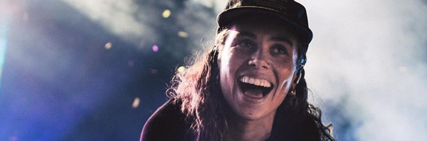 View the Tash Sultana Artist Page