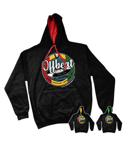 Offbeat Hoodie (Various Colours)