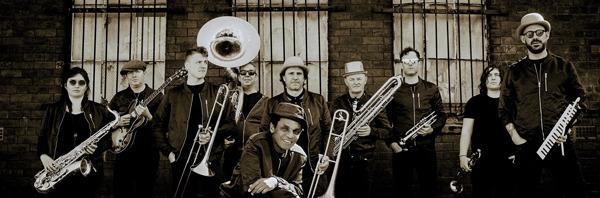 View the Intergalactic Brasstronauts Artist Page