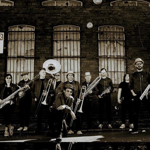 Intergalactic Brasstronauts
